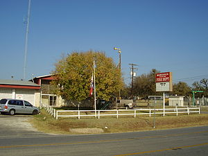 Manchaca, Texas - Manchaca Volunteer Fire Department