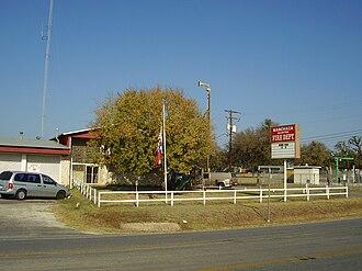 Manchaca, Texas - Manchaca Volunteer Fire Department
