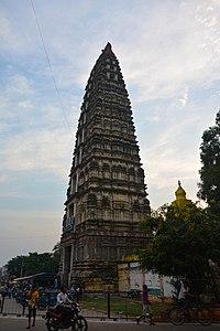 Mangalagiri Gali Gopuram.JPG
