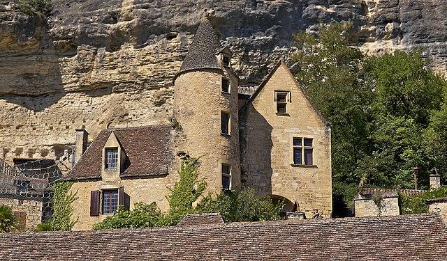Manoir de Tarde, La Roque-Gageac (Ла-Рок-Гажак)