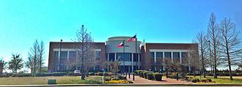 Mansfield City Hall