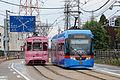 Manyou line shinyoshihisa a train stop.JPG
