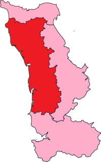 Manches 3rd constituency Constituency of the French Fifth Republic