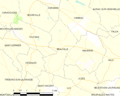 Map commune FR insee code 31055.png