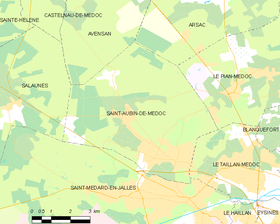Map commune FR insee code 33376.png