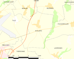 Map commune FR insee code 60461.png