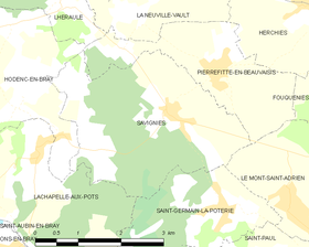 Map commune FR insee code 60609.png