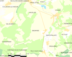 Map commune FR insee code 89030.png