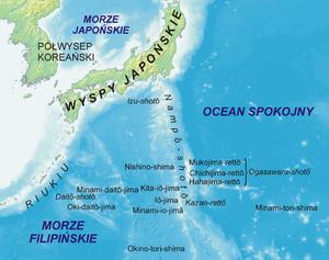 Wyspy Nanpō