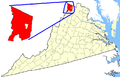 Map showing Frederick County, Virginia.png