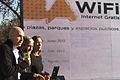 María Eugenia Vidal en el lanzamiento de WiFi para plazas de la Ciudad (7496849738).jpg
