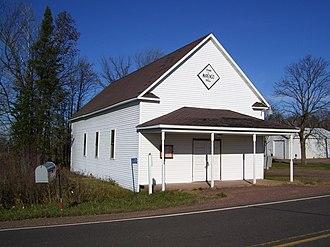 Marengo, Wisconsin - The Marengo Town Hall