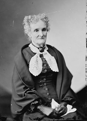 Peggy Eaton - Margaret O'Neill Eaton in later life