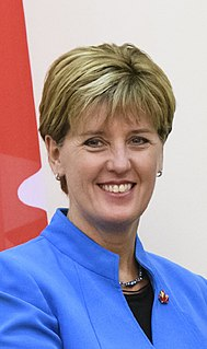 Marie-Claude Bibeau Canadian politician