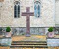 Marienmünster - 2016-10-30 - Kriegsdenkmal Kirche Bredenborn (02).jpg