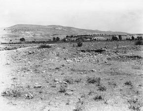Marion. Översiktsbild av Gunnis grävning - SMVK - C00486.tif