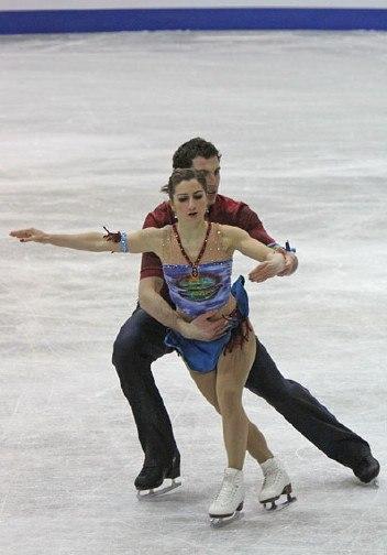 Marissa Castelli & Simon Shnapir 2LoTh 2009 Junior Worlds