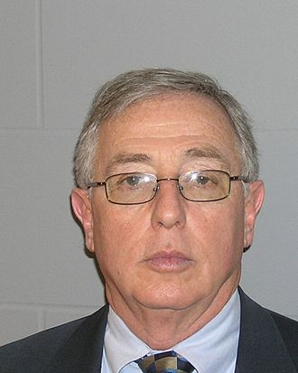 Kids for cash scandal - Mark Ciavarella booking photo