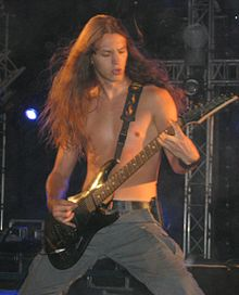 Mark Jansen (Epica) at Tuska 2006.jpg