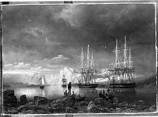 Der Hafen von Stavanger bei Abendbeleuchtung