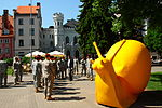 Maroon berets in downtown Riga, 173rd Airborne paratroopers explore Latvian capital 140522-Z-AW999-001.jpg