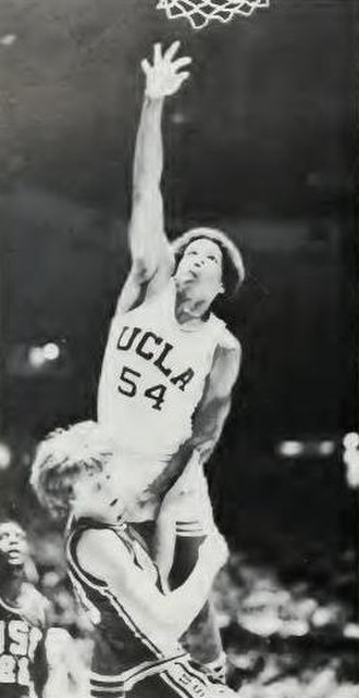 Pac-12 Conference Men's Basketball Player of the Year - UCLA's Marques Johnson also won numerous national Player of the Year honors in 1977.