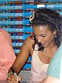 Marsha Thomason at San diago Comic Con.jpg