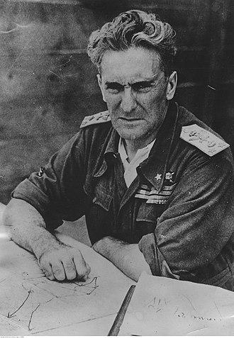 Rodolfo Graziani - Graziani in 1940