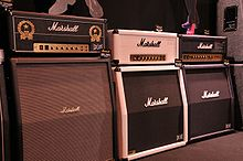 Marshall Amplification - Wikipedia