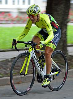 Marta Tagliaferro Italian racing cyclist
