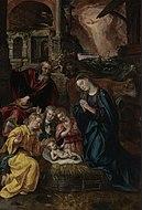 Marten de vos Nativity