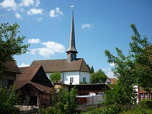 Marthalen - Image: Marthalen Kirche