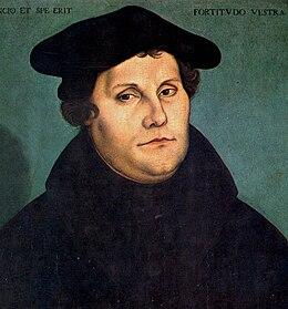 لوثر عام 1533