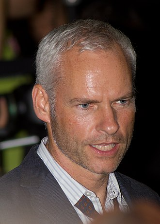 Martin McDonagh - McDonagh at the 2012 Toronto International Film Festival