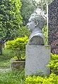 Martyr Shamsuzzoha Memorial Sculpture Isfulingo at Rajshahi University 03.jpg