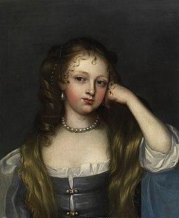 Mary Beale (attr) Portrait of Nell Gwyl