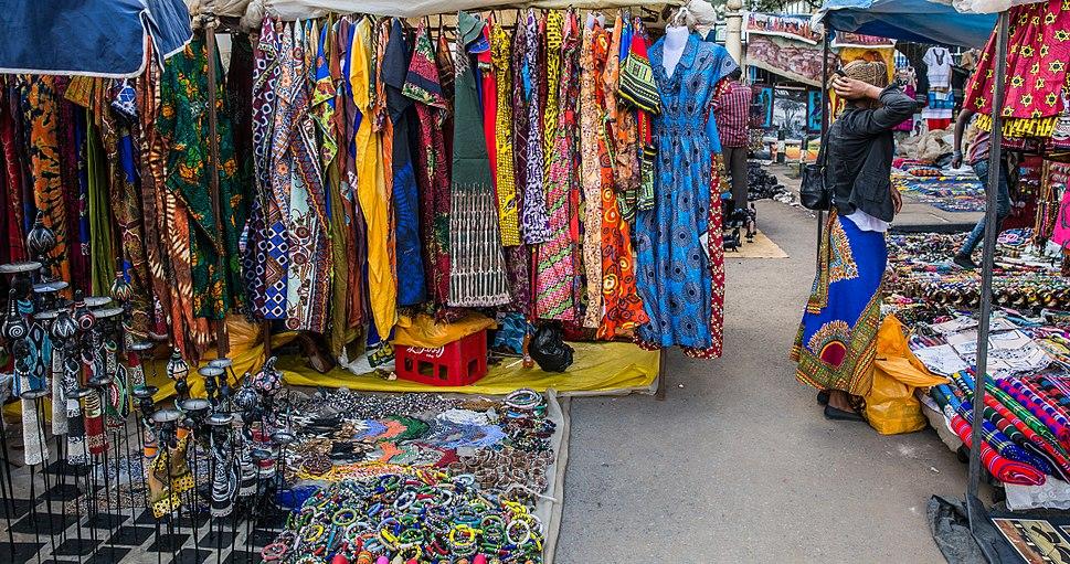 Masai Market Nairobi 01