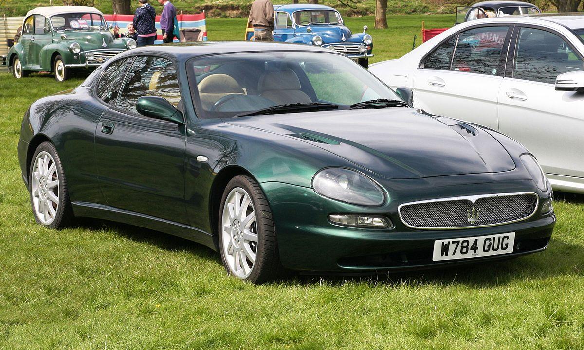 Maserati 3200 Gt Wikip 233 Dia A Enciclop 233 Dia Livre