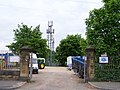 Mast on Moonshine Lane, Longley, Sheffield - geograph.org.uk - 1114736.jpg