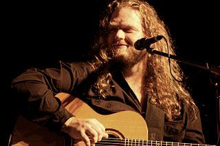 Matt Andersen Canadian blues guitarist and singer-songwriter
