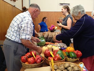 Kaipara District - Maungaturoto Markets are held on the 1st Friday of the month.