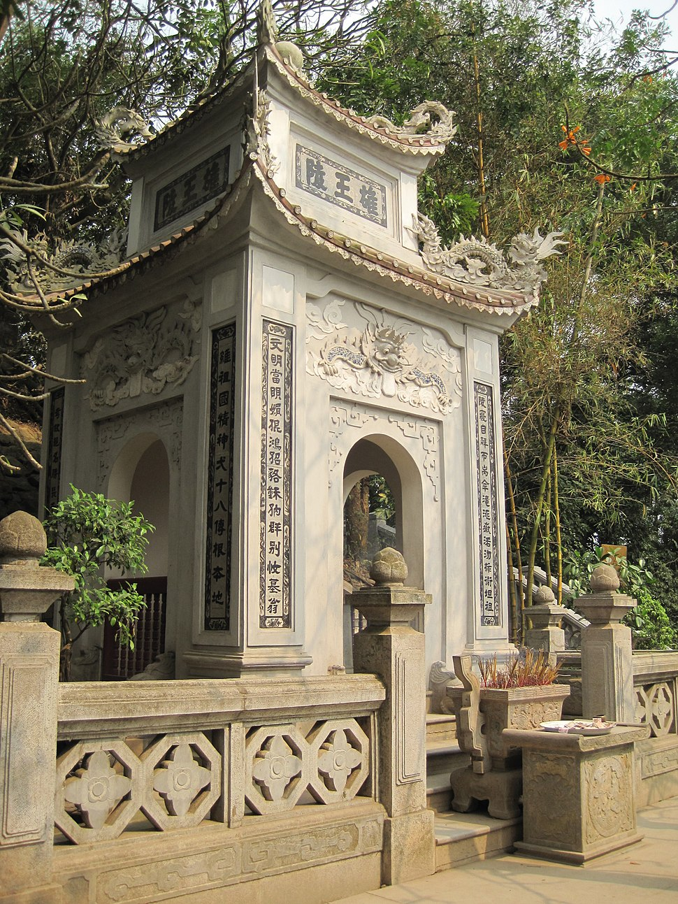 Mausoleum of Hung King