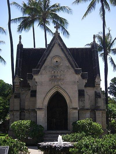 Lunalilo Mausoleum