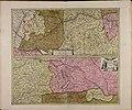 Maximi totius Europae fluminis Danubii cursus per Germaniam Hungariamque nova delineatio - CBT 5873409.jpg
