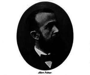 Albert Palmer (American politician) - Mayor Palmer.