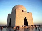 Mazar-e-Quaid in Karachi.