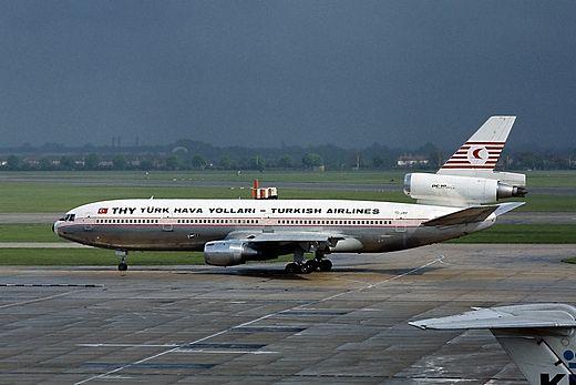 トルコ 航空 DC-10パリ 墜落事故 ...