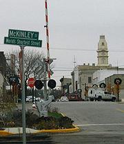 McKinley St worlds shortest