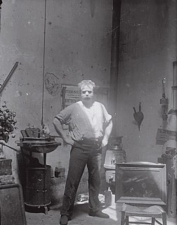 image of Medardo Rosso from wikipedia