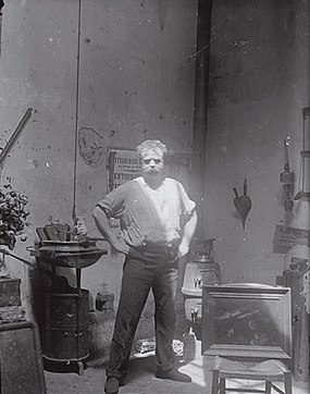 Medardo Rosso Self-Portrait in Studio.jpg